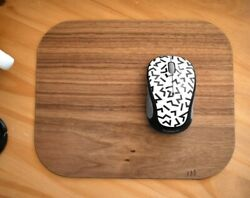 Mouse Pad Genuine Wooden Pad