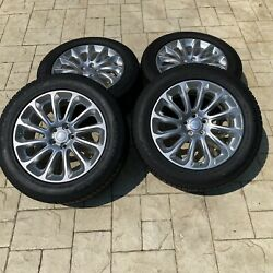 2019 Land Rover Range Rover Hse 20 Oem Wheels Rims And Tires And Tpms - Takeoff