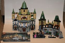 Lego 5378 - Harry Potter Hogwarts Castle - 100 Complete With Instructions