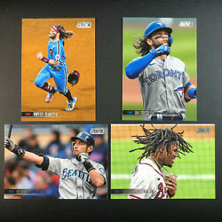 2021 Topps Stadium Club Base Card #1 300 You Pick Complete your set