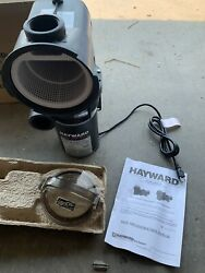 Hayward Power-flo Lx Series 1hp Vertical Above Ground Pool Pump With 6' Cord