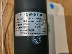United Instruments Turn And Slip Indicator Pn 9550a Sn 11142