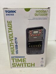 Ewz103 Series Multipurpose Control Astronomic 7 Day Time Switch 120-208-277v