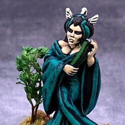 Painted Crane Courtier Reaper Legend Of The Five Rings For L5r And Clan Wars