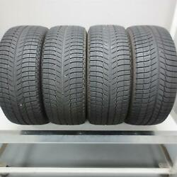 245/50r18 Michelin X-ice Xi3 104h Tire 10/32nd Set Of 4 No Repairs