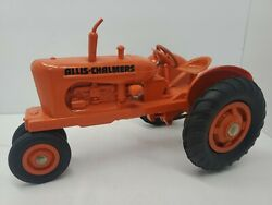 Allis Chalmers Wd 1/16 Farm Tractor Plastic By Product Miniatures Nice