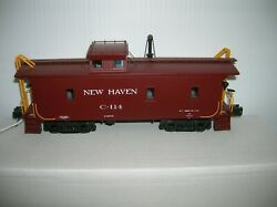 Mth Premier New Haven Wood Sided Caboose Lot 21195