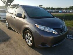 Automatic Transmission 6 Cylinder Fwd Fits 17-19 Sienna 3994200