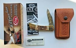 Case Xx Knifes W.r. Case And Sons Hunter Ss Changer 00110 Free Shipping