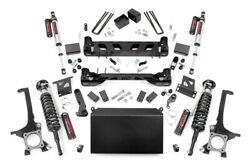 Rough Country 6 Lift Kit Fits 2007-2015 Tundra | Vertex Reservoir Coilovers /
