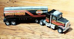 Nylint Toys Trans Tanker Harley-davidson Oil Tanker - Made In Usa - Boxed