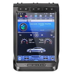 13.0 Android 9 Tesla Vertical Screen Car Gps Radio For Ford F-150 2015-2019