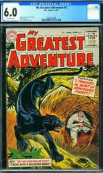 My Greatest Adventure 2 [1955] Certified 6.0 Cat Napped