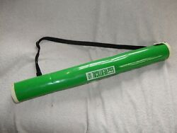 Vintage Mountain Dew Get Vertical 6 Pack Can Cooler Tube Collectible