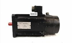 Indramat Mac90a-0-rd-2-c/110-a-1/s08 Perm. Magnet Motor Three Phase Motor