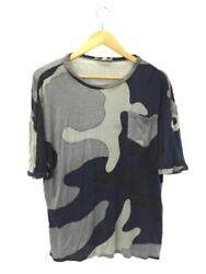 Secondhand Andy Warhol Stephen Sprouse/t-shirt/m/multicolor/camofra/andy