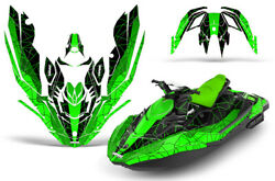 Jet Ski Graphics Kit Decal Wrap For Sea-doo Bombardier Spark 2 Up 14-18 Geo G