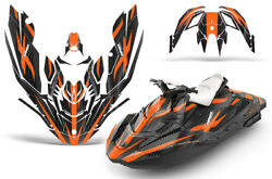 Jet Ski Graphics Kit Decal Wrap For Sea-doo Bombardier Spark 3 Up 14-18 Zoot O