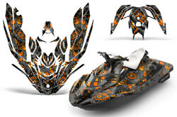 Jet Ski Graphics Kit Decal Wrap For Sea-doo Bombardier Spark 2up 14-18 Tune In O