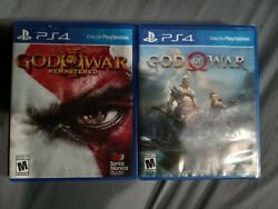 Ps4 God Of War 1 And 2