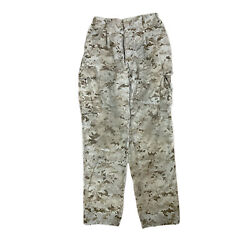 Usmc Desert Marpat Mccuu Camouflage Trousers Insect Guard Small-reg Look