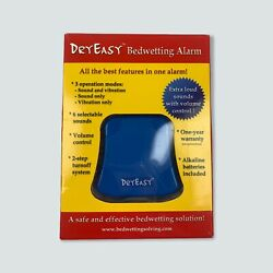 Dryeasy Bedwetting Alarm Volume Control Sounds And Vibration Dry Easy