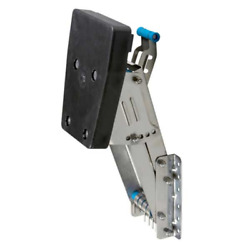 Trac Outdoor T10054 8hp 60lb Stainless Steel Boat Outboard Motor Mount Bracket