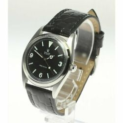 Rolex Precision Oyster 6424 Lidan Dial Antique Cal.1210 Hand-winding Menand039s C023