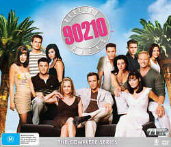 Beverly Hills 90210 The Complete Series 1990 [new Dvd]