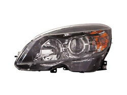 Headlight Replacement For 2008 - 2011 C300 C350 Left Driver Side