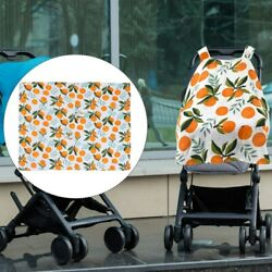 Infant Car Seat Canopy Breastfeeding Scarf Nursing Cover Breathable Cover