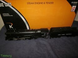 K-line K3270-5344s New York Central N.y.c Scale Hudson And Tender W/tmcc Ex/ob