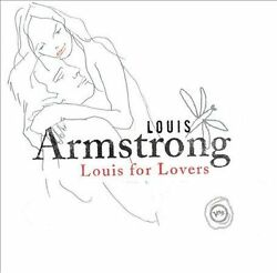 Louis For Lovers Music CD Louis Armstrong 2003 08 19 Verve Very Good $4.99