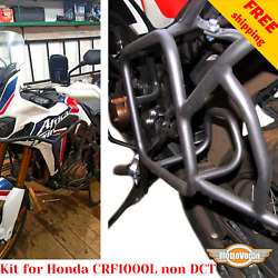 For Honda Crf1000l Africa Twin Engine Guard Crf 1000 Luggage Rack System Kit