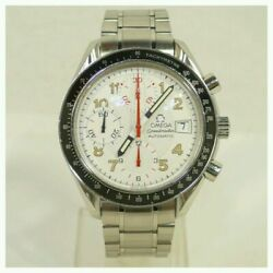 Omega Speedmaster Automatic 3513.33 Chronograph Date Vintage Watch 1995 Wl34201