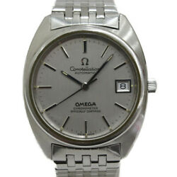 Omega Constellation Chronometer Automatic 168.056 Date Vintage Watch Wl34225