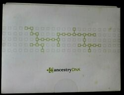 Ancestry Heritage Genetic Genealogy Dna Testing Test Kit W/pre-paid Mailer New