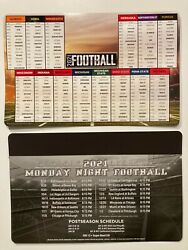 2021 BIG 10 COLLEGE FOOTBALL SCHEDULE ALL 14 TEAMS DATES amp; TEAMS PLAYED 8quot; X 5quot;