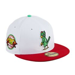 New Era 59fifty St Louis Cardinals 125th Anniversary Patch Hat Size 7 1/4