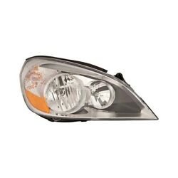 Replace® Vo2503132 - Pair Of Two Replacement Headlight Volvo S60 2011-2013
