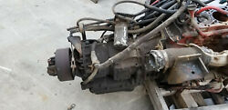 Cummins Conversion 6 Speed Allison 1000 Transmission With Tcm Computer And Harness