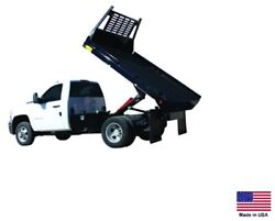 Flat Bed Truck Dump Kit For 8 To 12 Ft Beds - 5 Ton Capacity - Power Anduarr Power Anddarr
