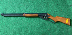 Vintage 70's Daisy No.1938 Red Ryder Carbine Bb Gun - Works Low Power