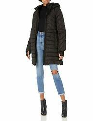 Steve Madden Womenand039s Insulated Parka Jacket - Choose Sz/color