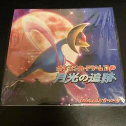 Pokemon Card Expansion Pack Moonlight Tracking 1ed Box Booster Sealed