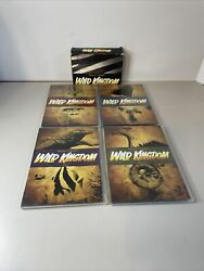 Mutual Of Omahaand039s Wild Kingdom Definitive 50 Episode Collection 7-disc Dvd Set