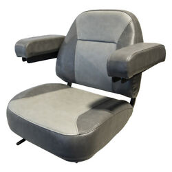 Ariens 04817700 Gravely Seat- Sk250 Cool Gray W/arms