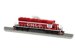 Lionel 2033512 Gulf Mobile And Ohio Legacy Sd-40 Diesel Current P., Lot 21260