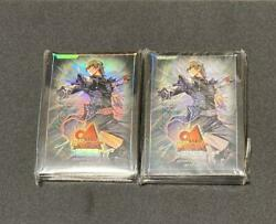 Yu-gi-oh Hippocampus Dueling Cities In China Sleeve 50 Sheets Set Of