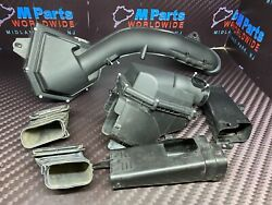 15-20 Bmw F80 F82 F83 M3 M4 Air Filter Intake Suction Box Duct Inlet Original